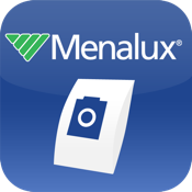Menalux Dustbag Finder icon