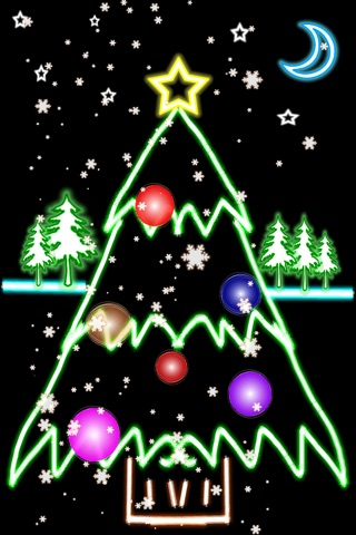 Screenshots of Glow Draw Magic FREE for iPhone