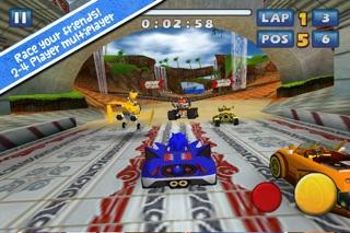 Screenshot #6 for Sonic & SEGA All-Stars Racing