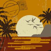 Hawaiian Postcard icon
