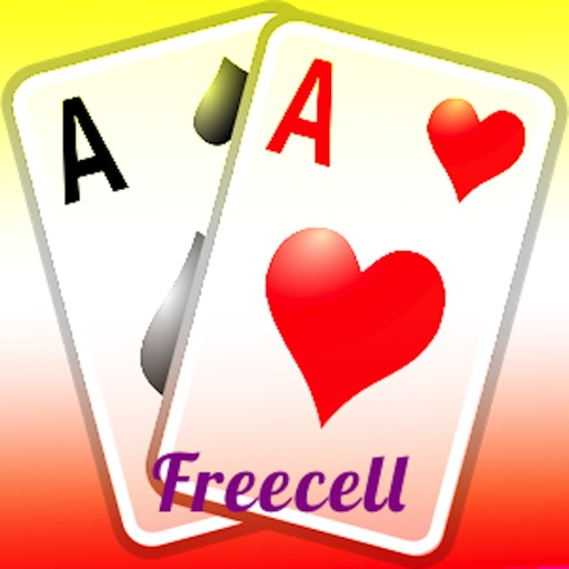 Classic Freecell Card Game iOS App