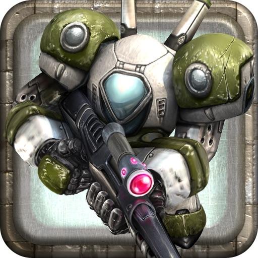 机器人与枪:RobotNGun【华丽射击】