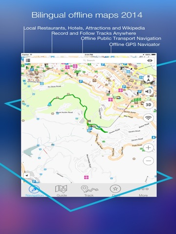 Norway Offline Map On The App Store - Norway map attractions