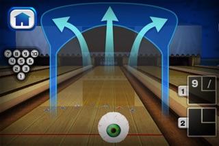 Screenshot von Beach Bowling 3D5