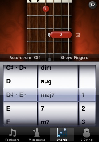 GuitarToolkit Lite screenshot 2