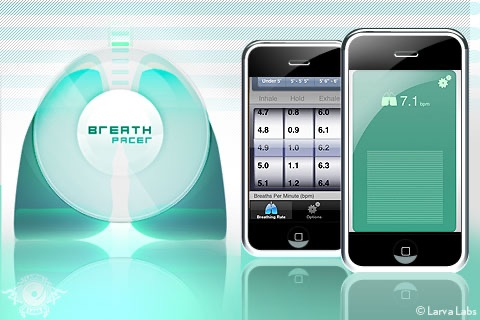 BreathPacer screenshot 1