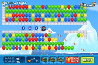 Screenshots of Bloons 2 for iPhone