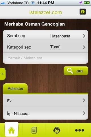 İşte Lezzet screenshot 1