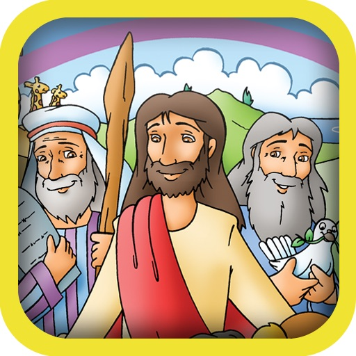 Lift-The-Flap Bible Stories