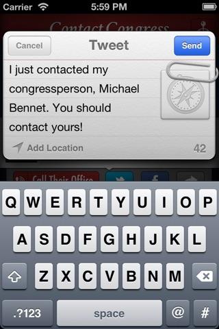 Contact Congress - Talk to Your Representatives screenshot 3