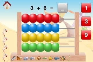 First Math Abacus - Preschool & First Grade Practice-2