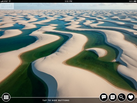 Above & Beyond: George Steinmetz screenshot 3
