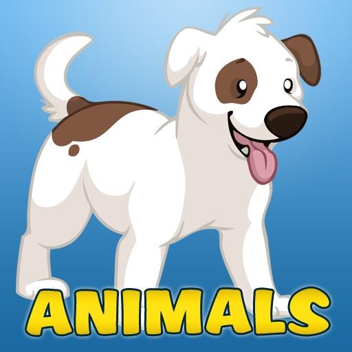 发声动物认字卡:*Animal Sounds*【家长收藏】