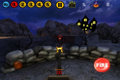 HalloweenDefence-Free screenshot 4