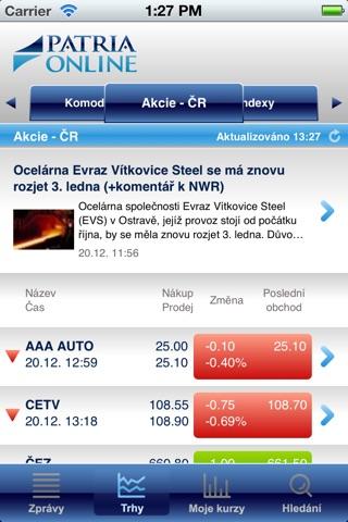 Patria.CZ screenshot 3