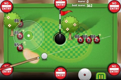 Blast Billiards Touch Lite screenshot 3
