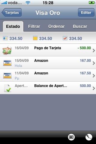 Credit Card Expense Manager screenshot 4