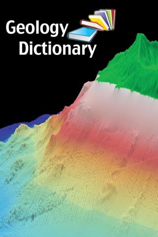 Geological Term DictionaryScreenshot of 1