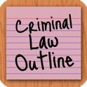 Criminal Law Outline+