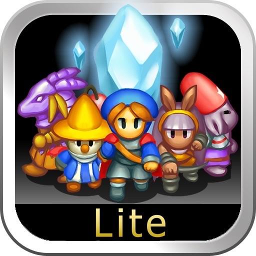 CRYSTAL DEFENDERS Lite iOS App