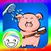 爱洗澡的动物们Animals Like Bath