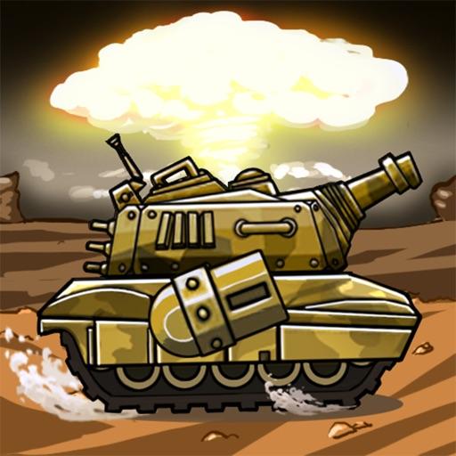疯狂坦克:Tank Warz