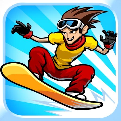 滑雪小子2:iStunt 2 – Snowboard