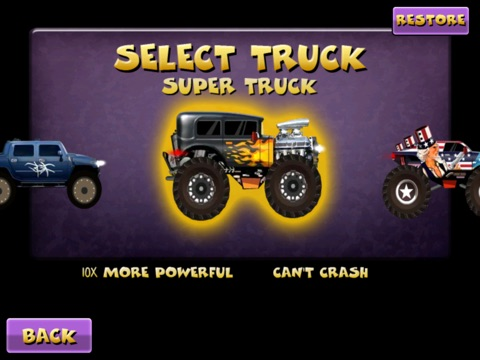 Action Truck Racer для iPad