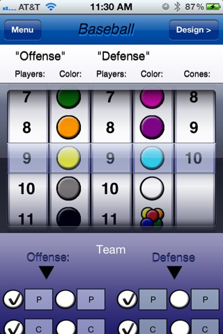 iPlay Design screenshot 3