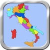 Italy Puzzle Map