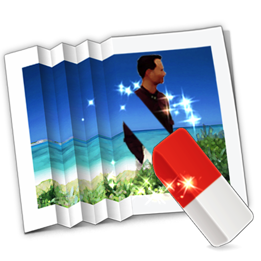 Intelligent Scissors - Remove Unwanted Object from Photo and Resize Image for Mac