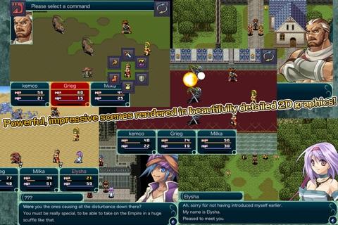 RPG Grinsia screenshot 2
