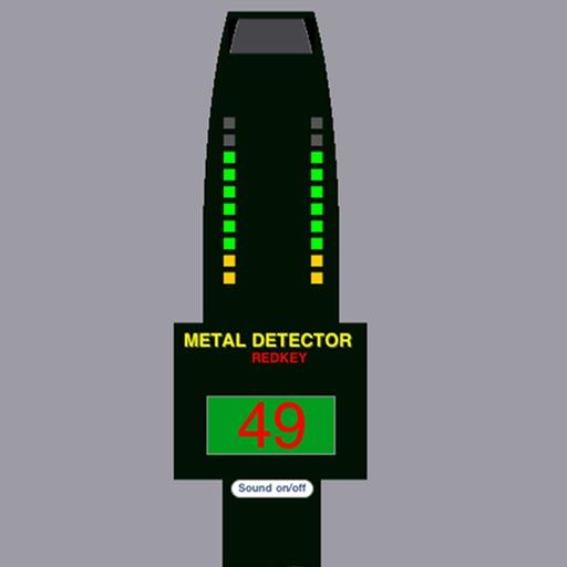 MetalDetectorRedkey iOS App
