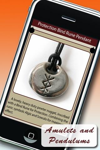 Amulets & Pendulums-1