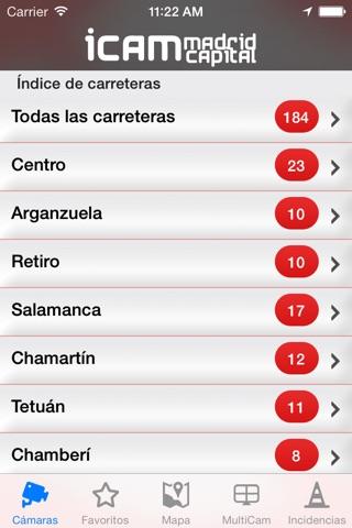 iCam Madrid Capital screenshot 2