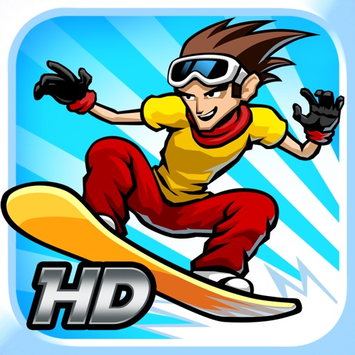滑雪小子2 HD:iStunt 2 HD – Snowboard