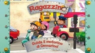 Screenshot of Il motorino di Gennarino - Ragazzino1