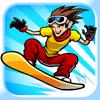 Miniclip.com - iStunt 2 - Snowboard Grafik