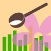 減塩生活 - 高血圧・腎臓疾患等で減塩を頑張る人のためのサポートアプリ 毎日の食塩摂取量の記録管理に