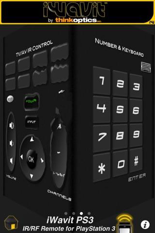 iWavit PS3 screenshot 3