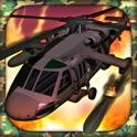 Chopper World War – Free Apache Helicopter War Game icon