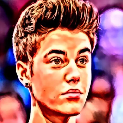Celebrity Fan Quiz - Justin Bieber edition iOS App