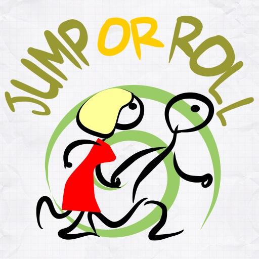 跑跑跳跳:Jump or Roll【休闲跳跃】
