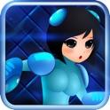 Iron Girl - Amazing  Super Hero Action JetPack  Best Funny Mega Adventure Race Game icon