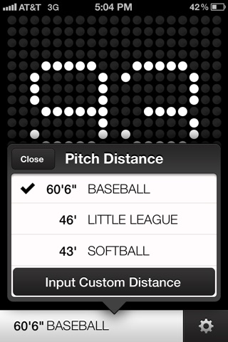 Radar Gun screenshot 2