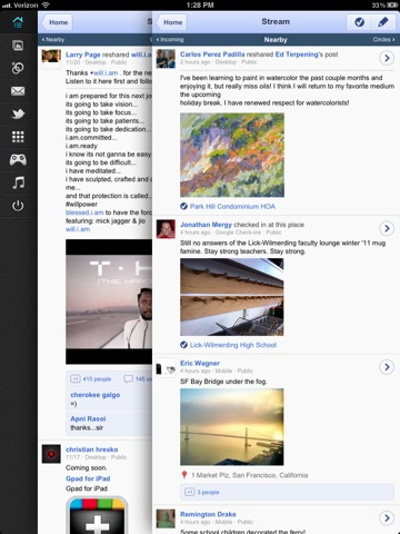 G-Pad - for Google+ screenshot 3