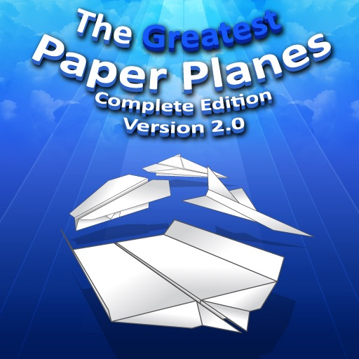 The Greatest Paper Planes iOS App
