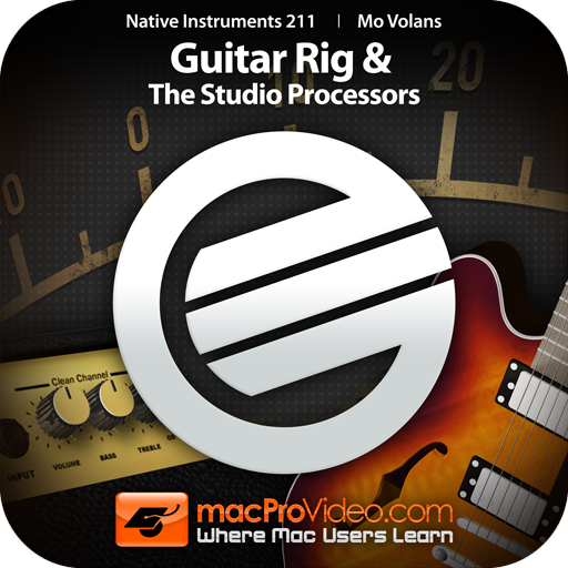 Course For NI Guitar Rig and The Studio Processors Por ...
