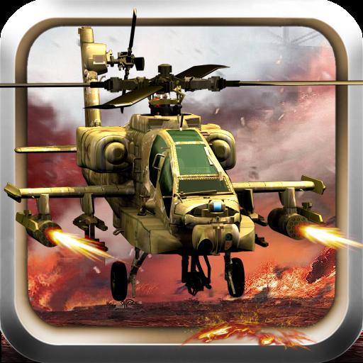 iStriker: Rescue & Combat