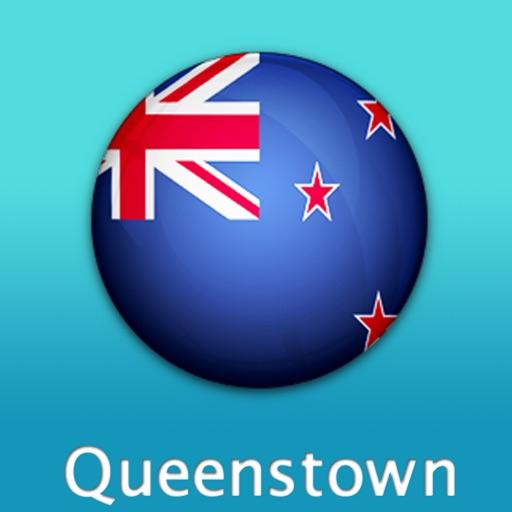 皇后镇自由行地图 (Queenstown)